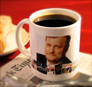 kozinn with my coffee IMG_4454